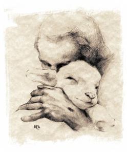Jesus_Lamb of God