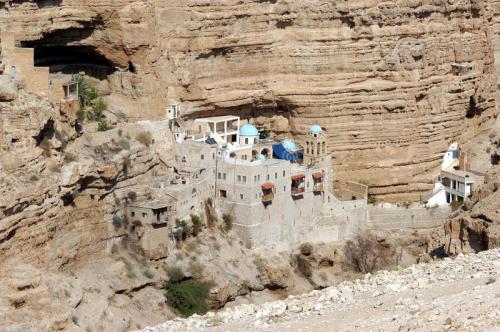 st-george-klooster-judea-woestijn-israël-27292972